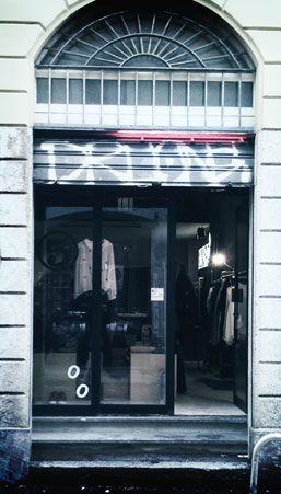 Black Market, Via Tortona 5, Milano
