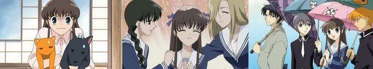 Fruits Basket VOSTFR/VF DVD | Animes-Mangas-DDL