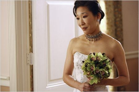 Grey's Anatomy : Photo Sandra Oh