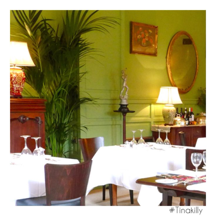 Tinakilly Country House Hotel #BrunelRestaurant #Tiankilly