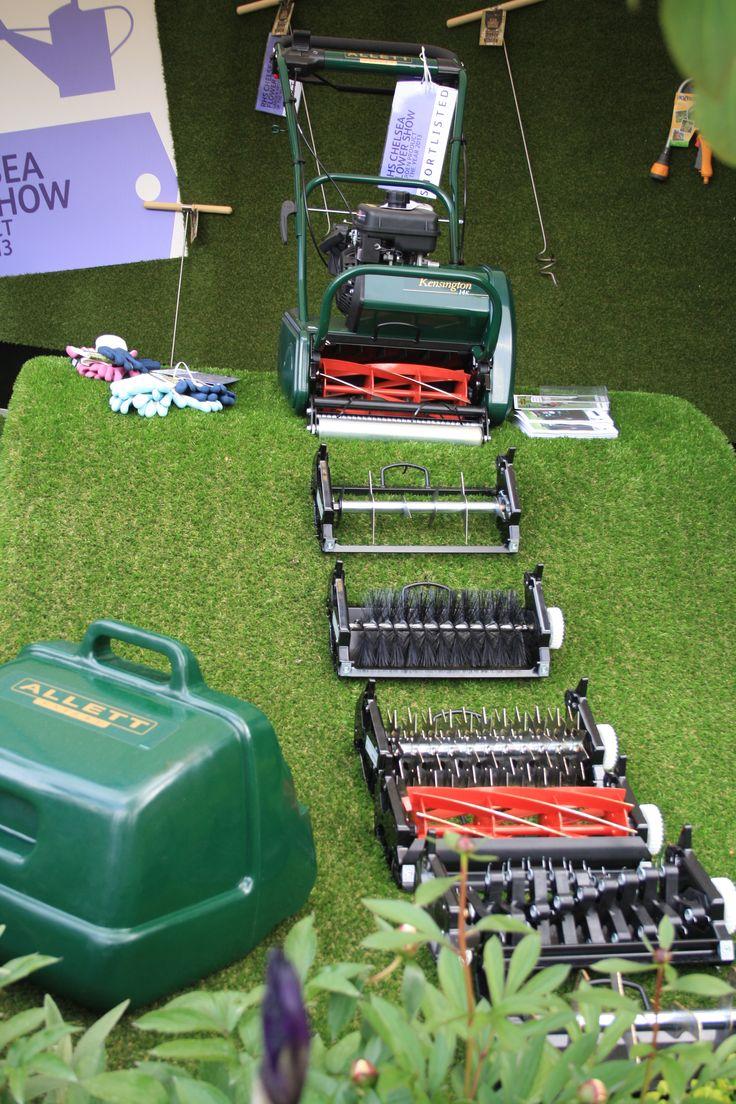 Allett Kensington set was shortlisted under new gardening products