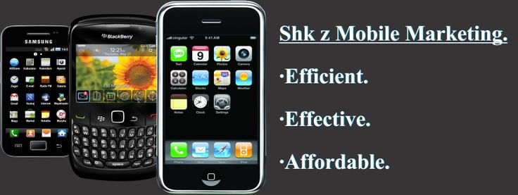shkz mobile marketing