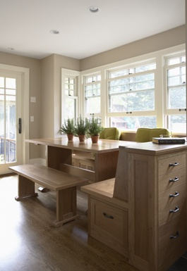 126 Best Diningroom Tables W Bench Seating Banquettes Images On Pinterest