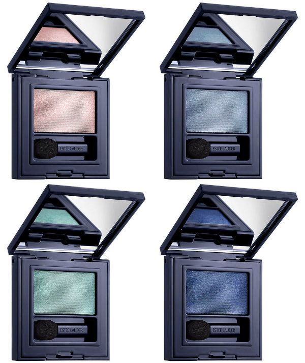 новые тени Estee Lauder Pure Color Envy Defining Eye Shadow