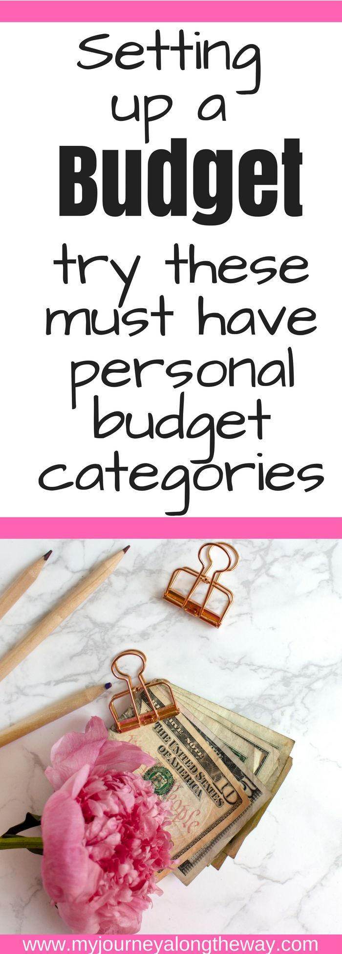 Setting up a budget can be a lot easier using using these must have personal budget categories.