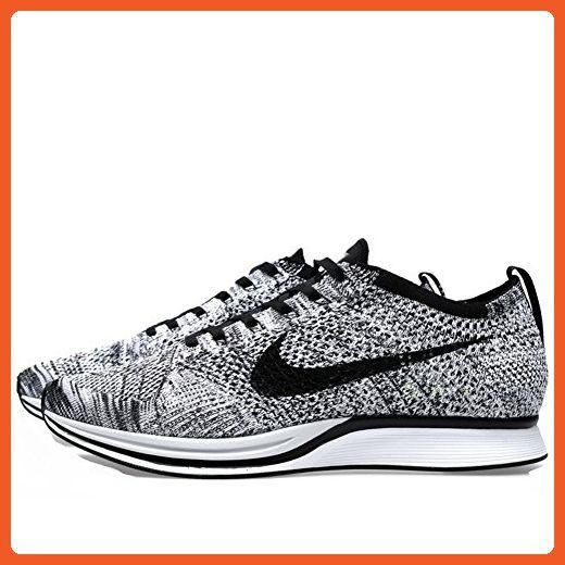 Nike Unisex Flyknit Racer Black/White 'Oreo' Women's Size 6 526628 101 - Athletic shoes for women (*Amazon Partner-Link)