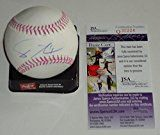 Autographed Yu Darvish Baseball  OML Mothers Day   JSA AuthentiC Q30224  Autographed Baseballs