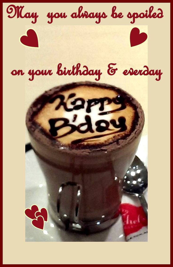 #birthday #coffee