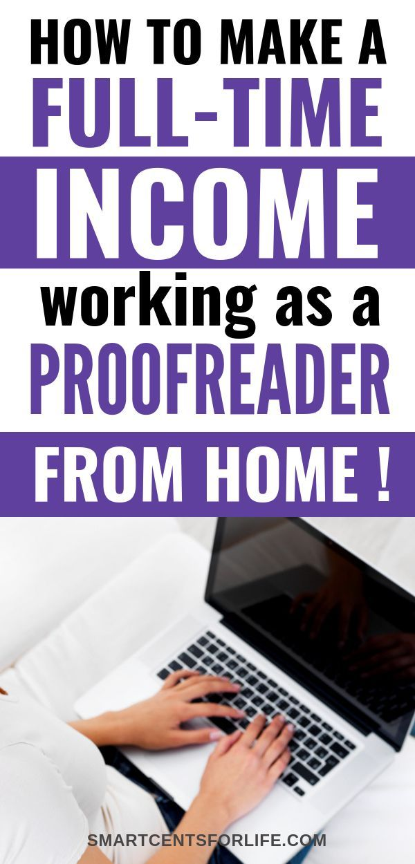 How to Become a Proofreader and Make Money from Home – Smart Cents For Life | Money Saving Tips, Frugal Living Tips, Get Out Of Debt.