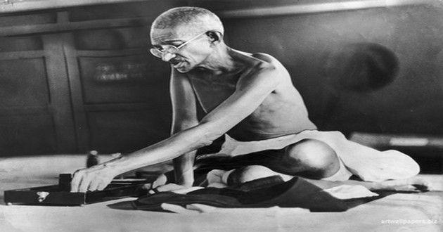 Gandhi : Les leçons de sagesse de Gandhi sont très utiles pour se développer et évoluer, voici 15 citations de Gandhi qui changeront votre vie