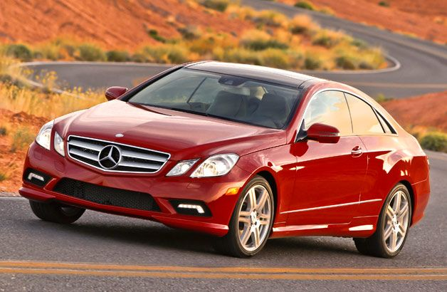 Owners of certain 2012 Mercedes-Benz E-Class coupes will need to make an unscheduled trip to the service bay soon, as the automaker has just announced a
