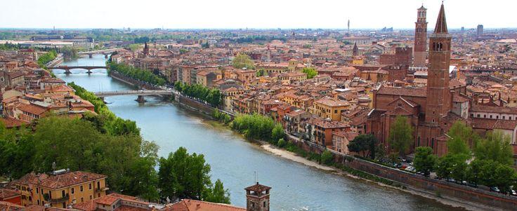Top 10 i Verona - Kulturrejser Europa
