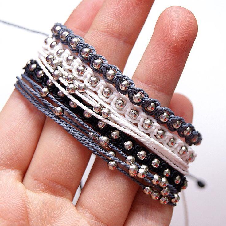 macrame bracelet, friendship bracelets, makrama bransoletki
