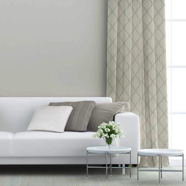 Rideau de type passe pole - Collection Source - Rideau opaque et voilage. Les panneaux de rideaux sont des accessoires essentiels pour habiller vos fenêtres