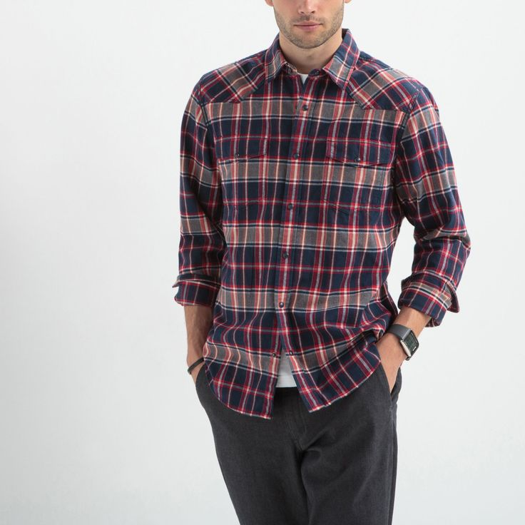 Ranger Shirt | Roots Shirts - Fall 2015, style 01030431