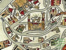 """In dem kleinen #Kloster #Ebstorf in der #Lüneburger #Heide entstand im 13. Jahrhundert eine einmalige, wunderschön gezeichnete Karte der damals bekannten Welt. Es ist die größte überlieferte #Radkarte aus dem #Mittelalter. Unter dem Titel """"Bautzen und die Ebstorfer Weltkarte"""" laden Stadtbibliothek #Bautzen und der Verein Altstadt Bautzen e.V. am Dienstag, dem 25. November 2014, zu einem Vortrag mit Ulrike Riecke ein."""