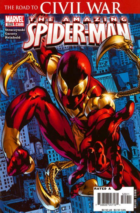 # 529 1: Iron-Spider Costume