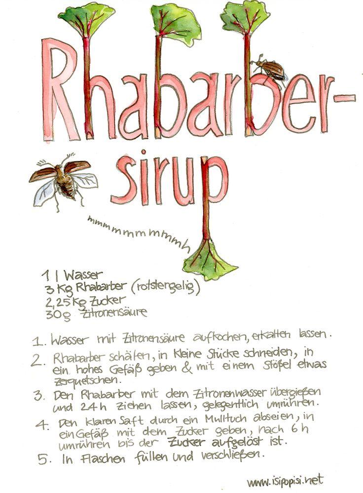 Rezept_Rhabarbersirup