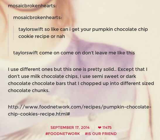 Taylor Swift's Tumblr Is The Happiest Place On The Internet And This Is Why