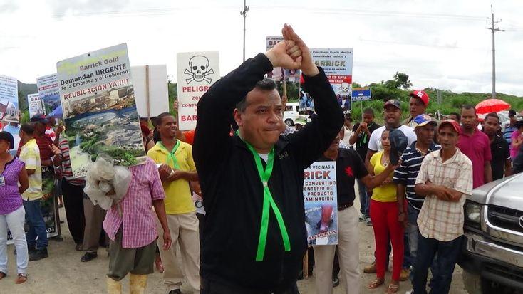 Paz Dominicana Denuncia Barrick Gold Utiliza Enviro Gold Como Chivo Expiatorio