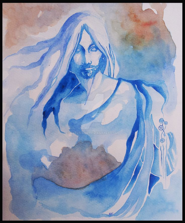 An - the Sky-God. by AlessiaHV.deviantart.com on @DeviantArt