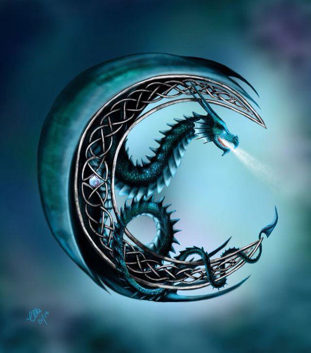 Dragón lunar
