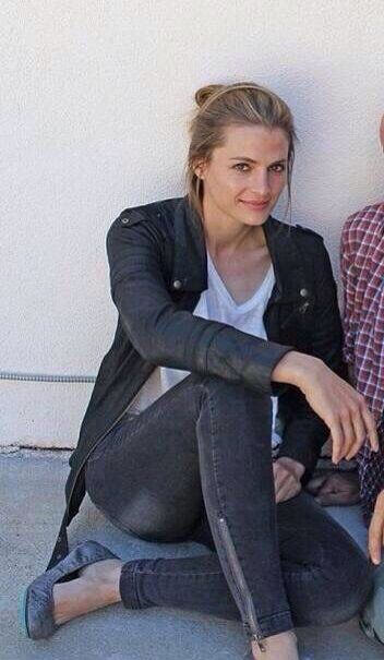 The Casual Stana Katic
