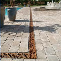 Pool Drain Drainage Grates Trench Drain Pool Landscaping