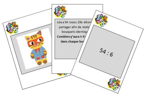 Jeux de mistigri en math matiques tables and multiplication for Apprendre ses tables de multiplication en jouant