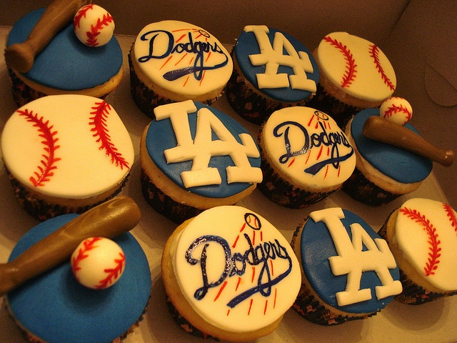 dodgers father's day sports bag 2014
