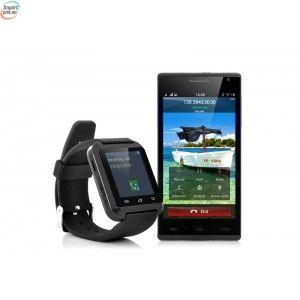 Bluetooth Smart Klokke, IP67 Vanntett, Synkroniserer Mot Din Smart Telefon