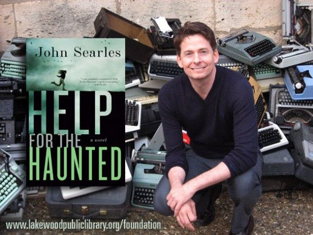 John Searles, Author of 'Help for the Haunted' to Visit Vosh, Lakewood
