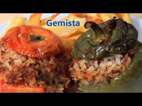 Greek Food   30 Greek foods and desserts you must try - YouTube