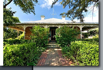 "National Trust Property Guide - ""Elms Hall"", Vacy, Lower Hunter Valley, NSW"