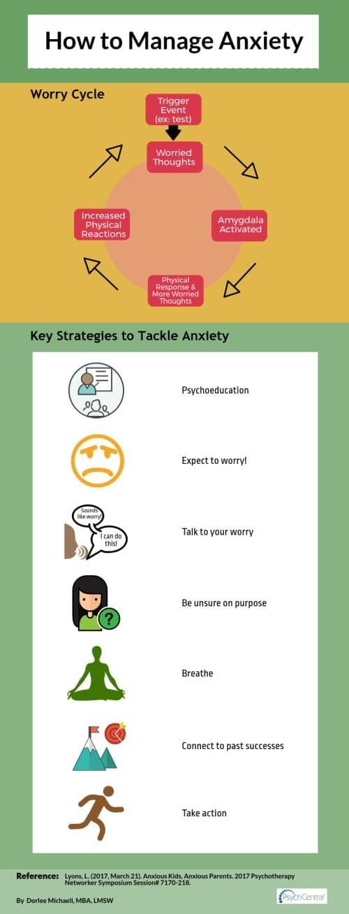 Superior 6 Tips To Help Kids Manage Anxiety