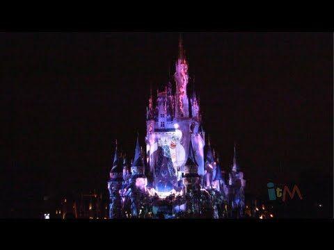 Celebrate the Magic Villains Halloween version 2013 at Walt Disney World