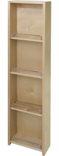 Brand: Home OrganizersItem Name: Pantry Door Mount Cabinet 12'' X 45'' PDM45 SKU: PDM45Ships Within: 1-2 Business DayExpected Delivery: 4-6 Business DayPlease Note: We receive stock updates daily and                                                                                                                                                                                  More