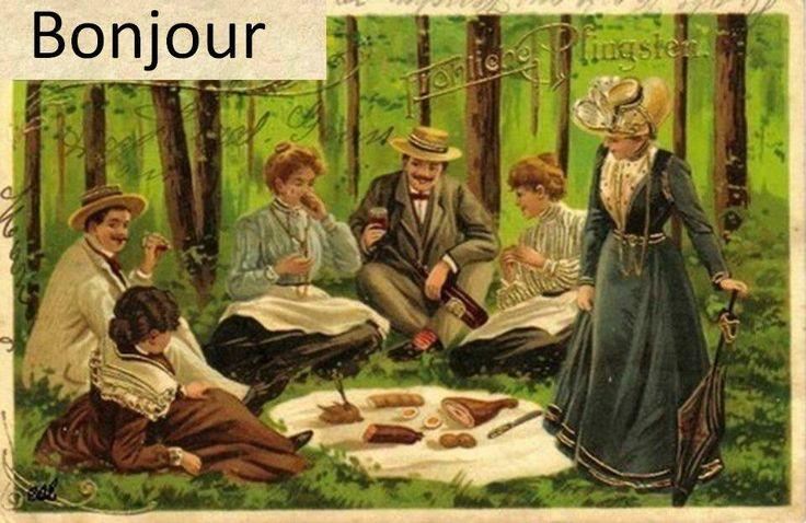 17 best images about le dejeuner sur l 39 herbe on pinterest for Vaisselle dejeuner sur l herbe