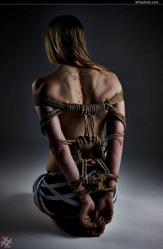 stringtrosor bilder bondage rope