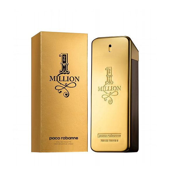 Paco Rabanne 1 Million Edt 50ml €42.20 Portes de envio gratuitos! http://lugardosaromas.com/produto/paco-rabanne-1-million-edt-100ml