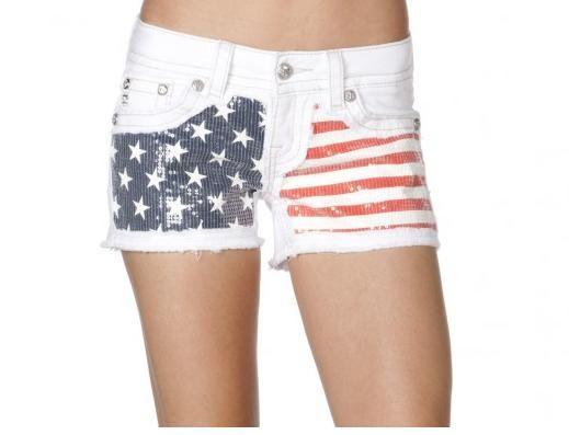 Short Fantasía - Frontal estampado. 99€ #jeans #shorts #MissMeJeans