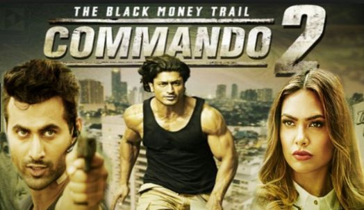 Commando 2 (2017) Full Movie Free Download Full HD 720p Bluray High Quality