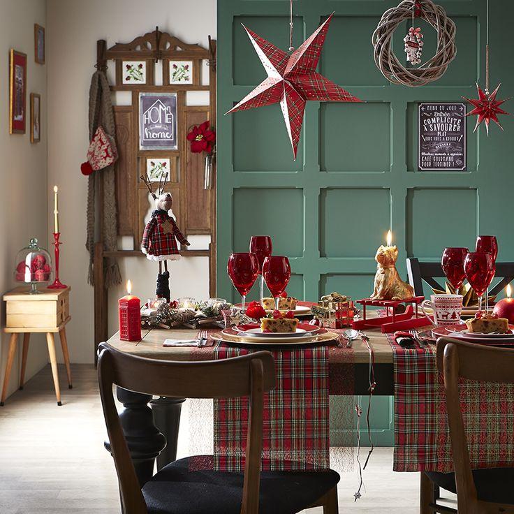 id e d co table d clic no l british la table. Black Bedroom Furniture Sets. Home Design Ideas