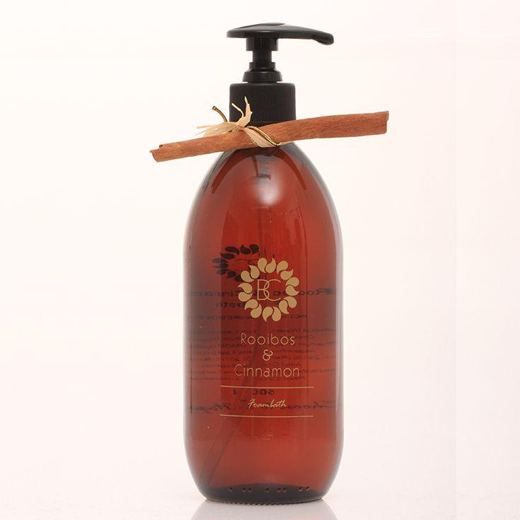 Rooibos & Cinnamon Foam Bath