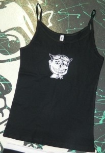 Tattoo Tony's Under My Skin Women's Tank - exclusively w/ UnPaved Clothing Co