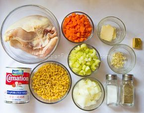 Chicken Sopas Filipino-Style (Creamy Chicken Macaroni Soup) 02