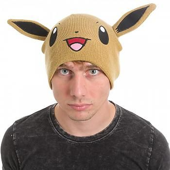 Pokemon Beanie - Eevee Bigface w/ Ears