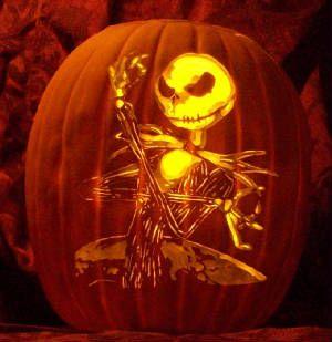 Jack the pumpkin king by The Pumpkin Geek