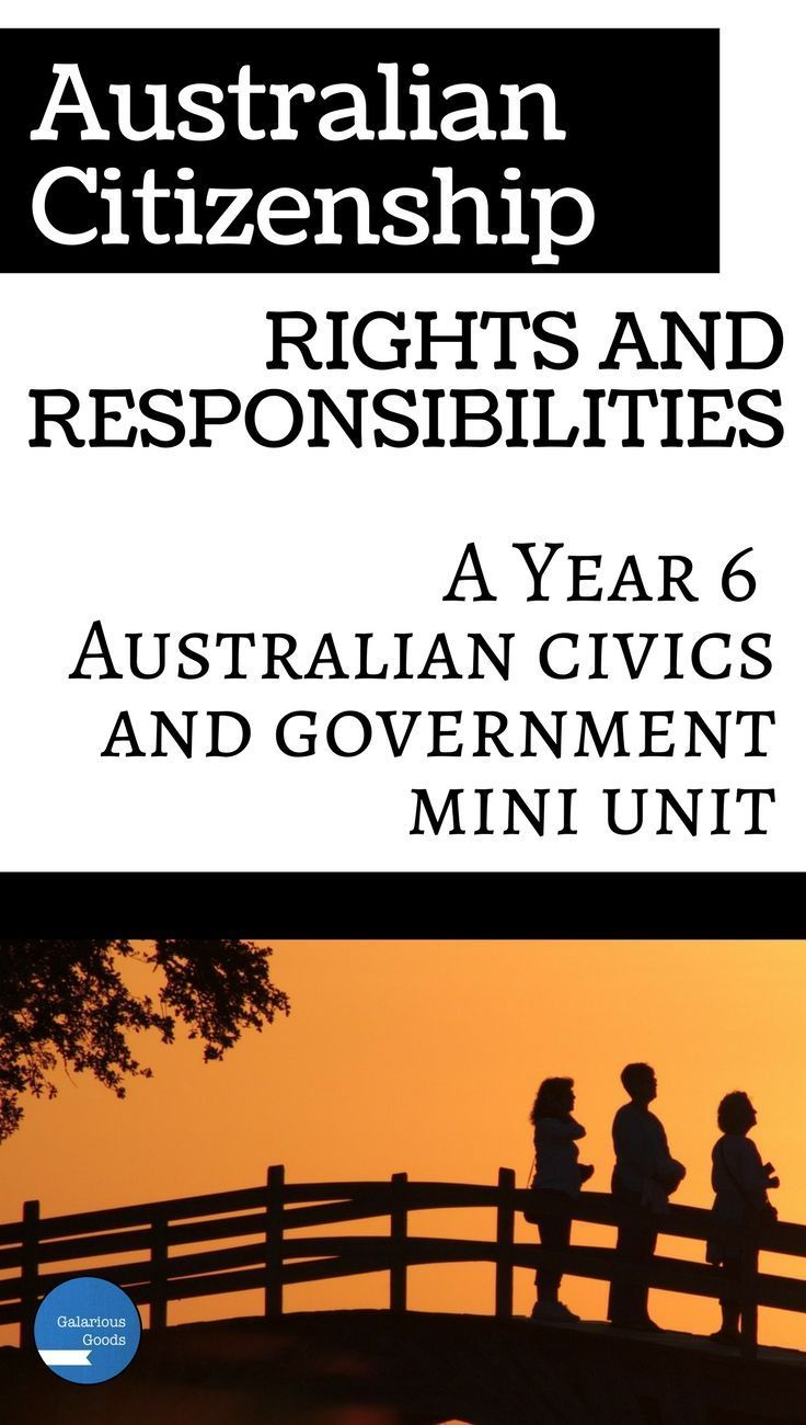 Australian Government and Civics mini unit covering the rights and responsibilities of Australian citizenship and how human rights are protected by laws. Aligned with the Australian curriculum, it includes extensive teaching notes, information sheets, teaching and learning activities, assessment and marking rubrics.