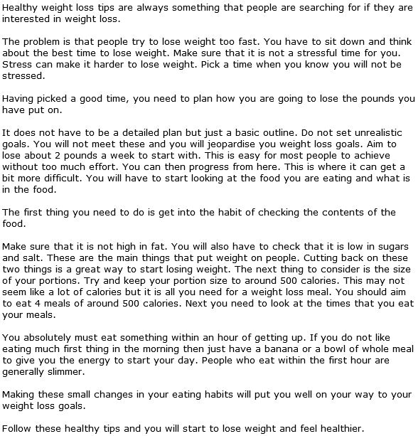 Weight loss tracker graphic image 7